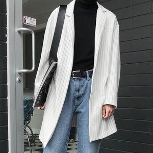 Jackets & Blazers - OAK + Fort ORGANIC COTTON Jacket